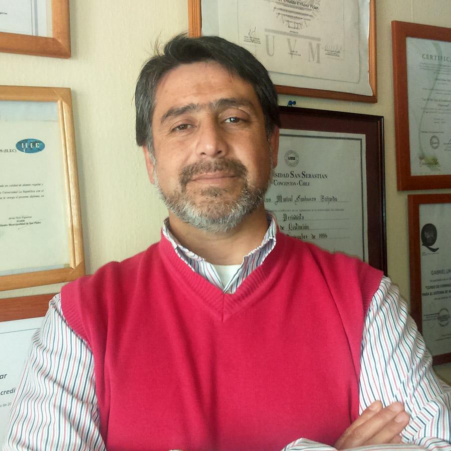 Magister Diplomados FACEA UCSC Gabriel Urbano