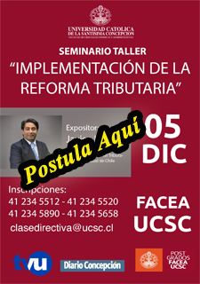 Seminario Reforma Tributaria