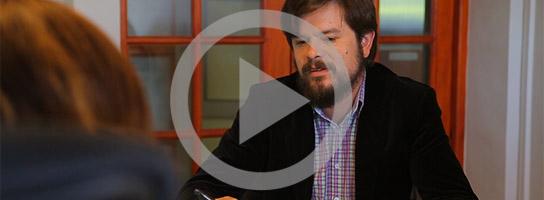 Nelson Rojas Velis video MBA UCSC
